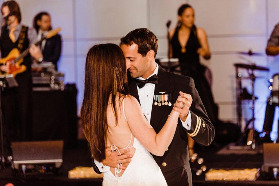 first dance at the skirball center