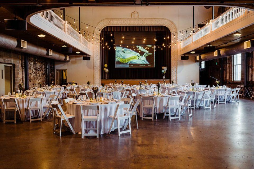 Tivoli Turnhalle Wedding