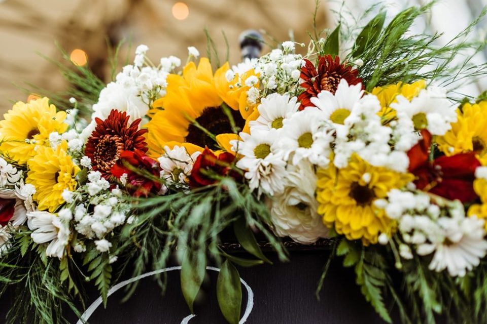Fort Collins wedding at the Tapestry House
