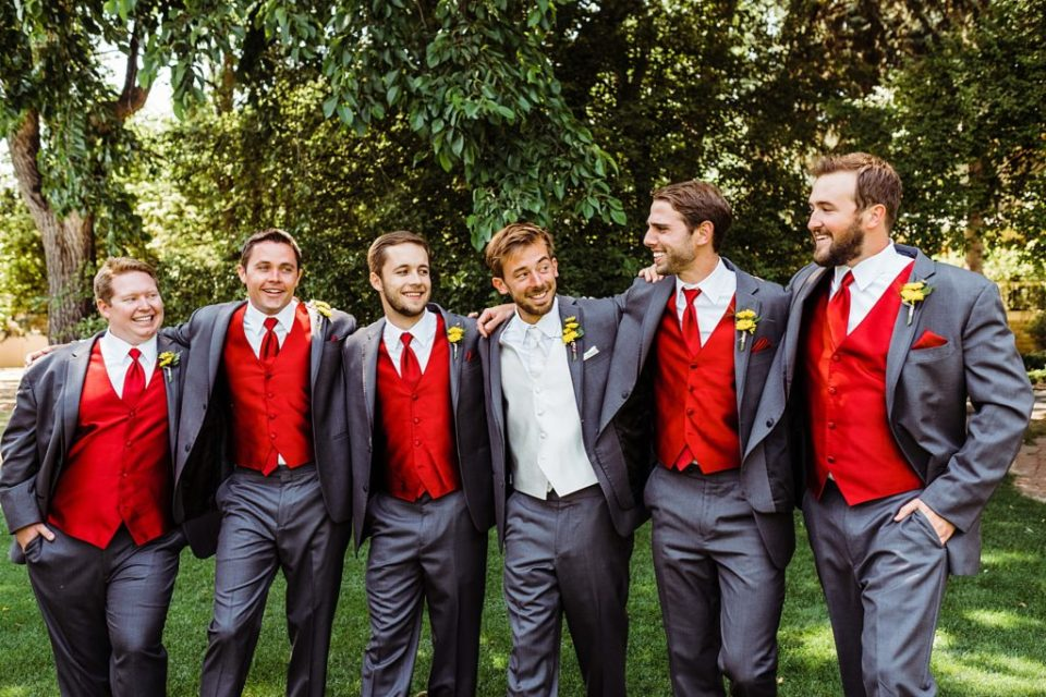 Tapestry House wedding
