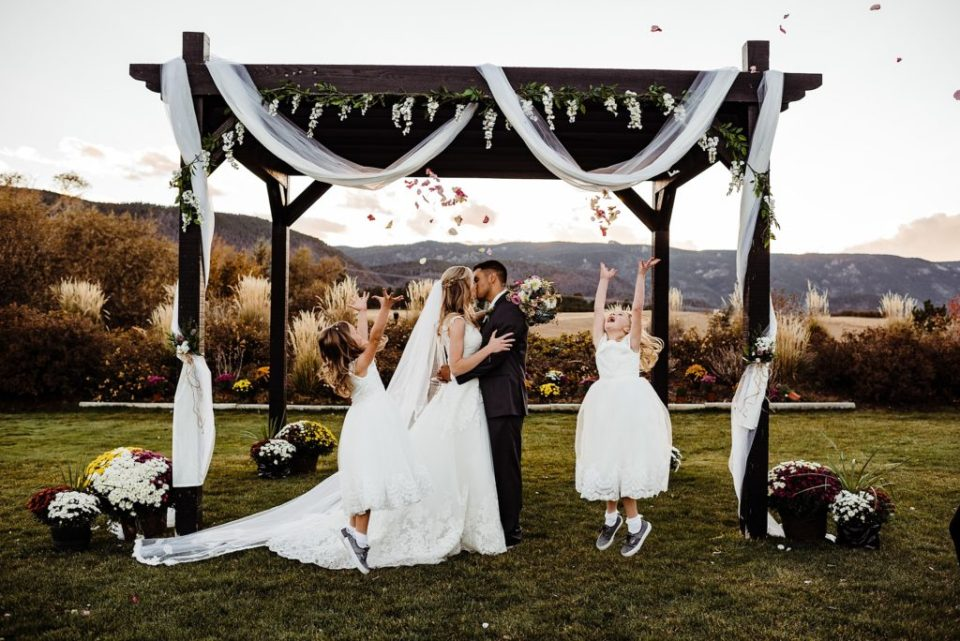 7 tips for a sustainable wedding