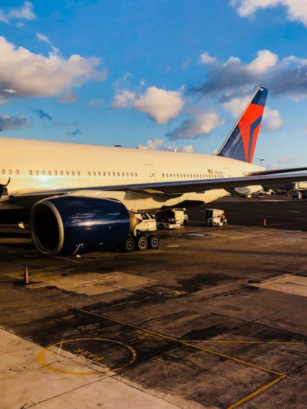 why we won't fly delta ever again