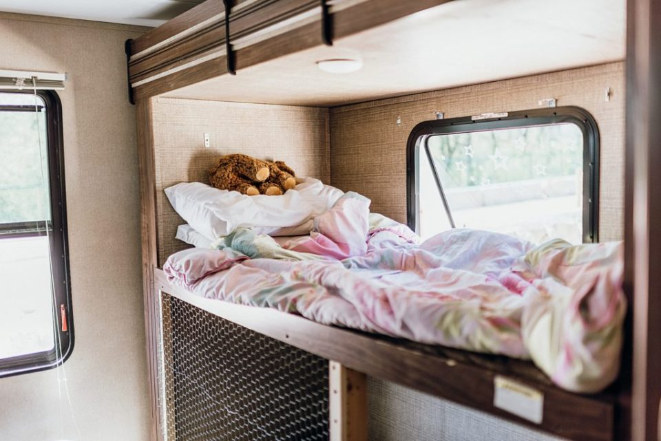rv bunk beds