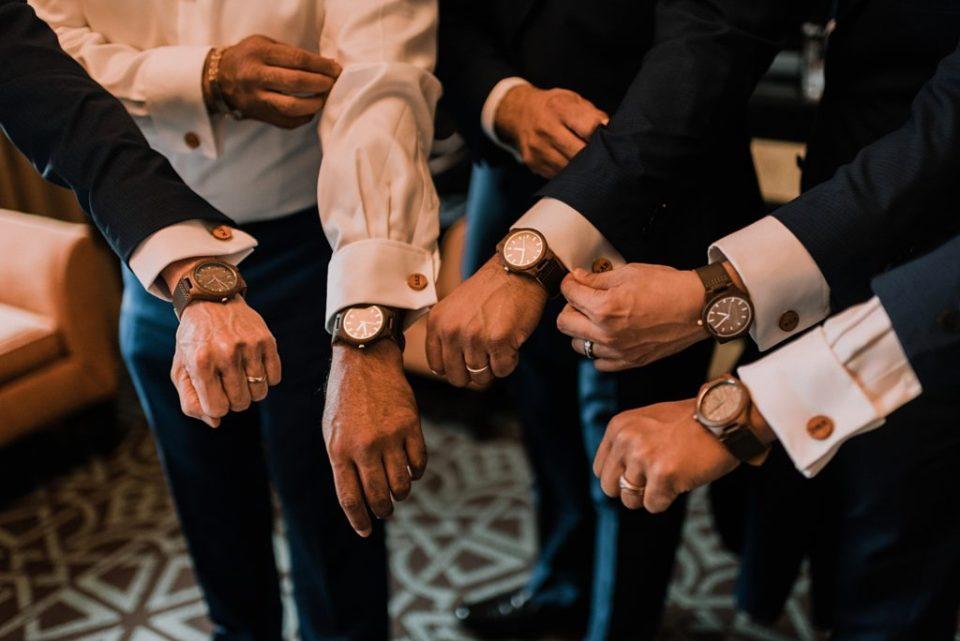 groomsmen watch gifts