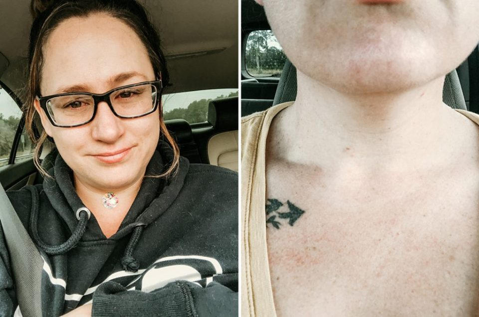 i have thyroid cancer but i'm gonna be ok_0014