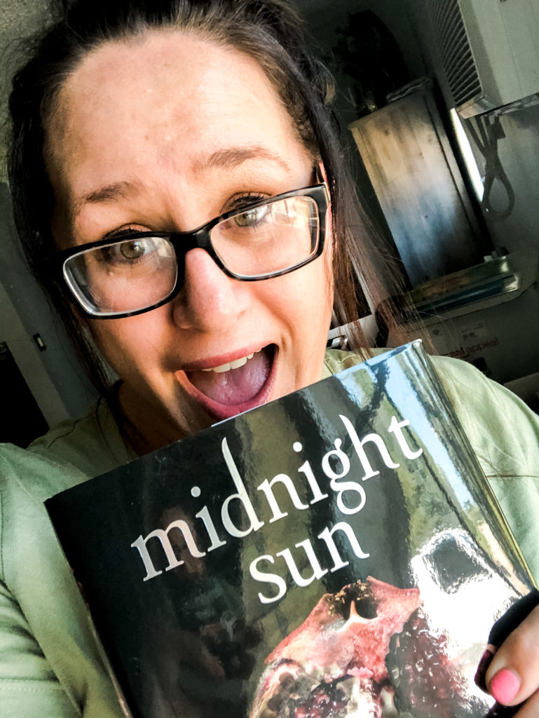 review of midnight sun by stephenie meyer