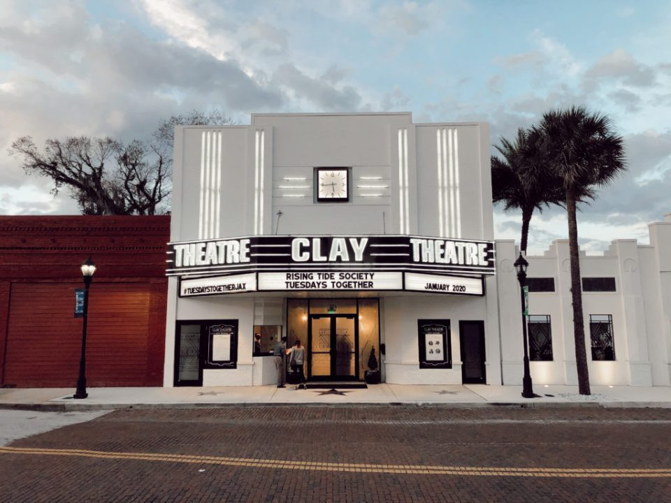 clay theater in jacksonville