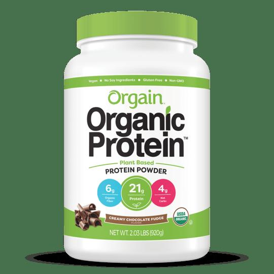 Orgain protein powder coupon code