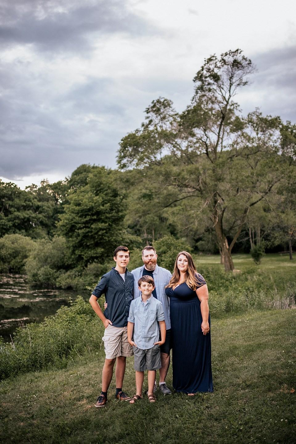 elkhorn family photographer price park