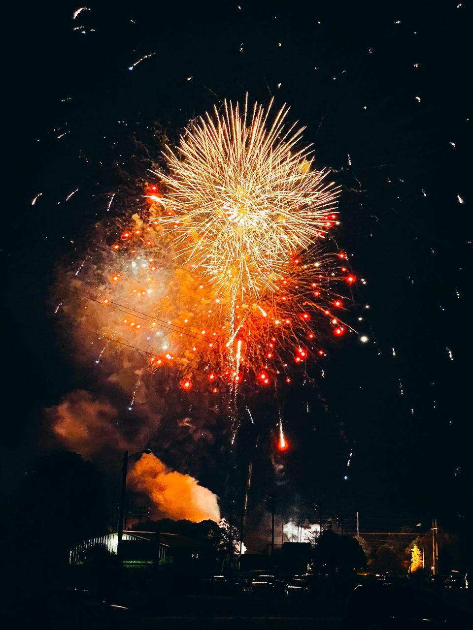 fireworks in burlington wisconsin