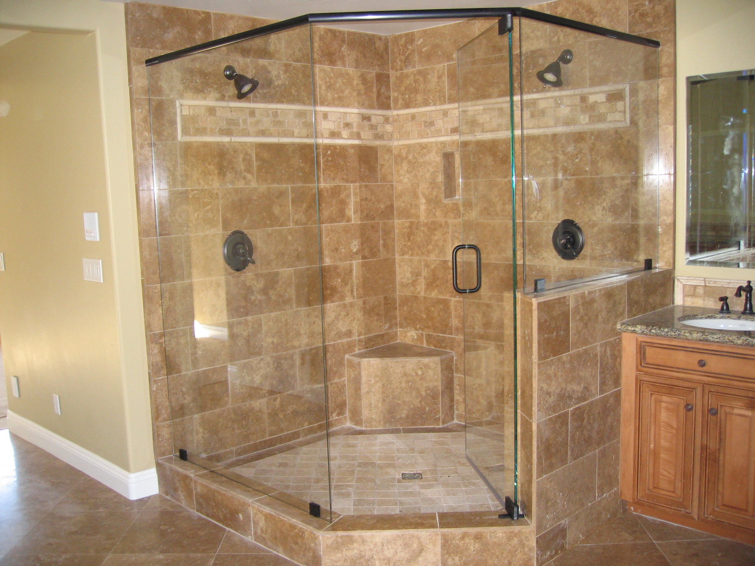 Frameless Shower Enclosures And Tub Enclosures Tampa Fl