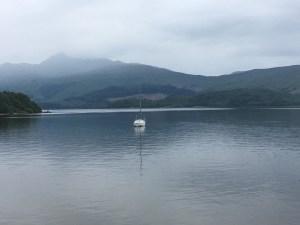 July Review Loch Lomond
