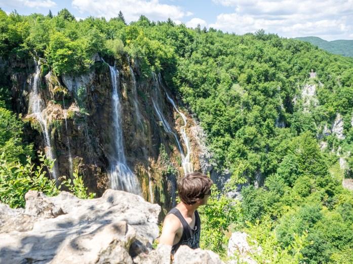 Big Waterfall - Plitvice National Park