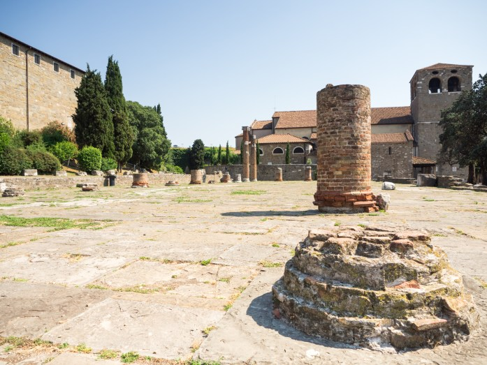 Roman Ruins - Trieste