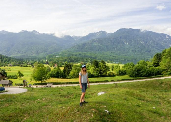 Slovenian Scenery