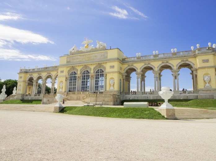 Schloβ Schönbrunn