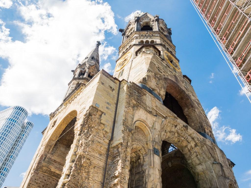 Berlin - Kaiser Wilhelm Memorial Church