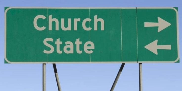church state