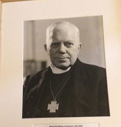 George Bell portrait