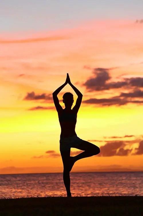 Yoga Pose Mauritius