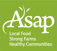 ASAP's 2016 Farm Tour: Saturday & Sunday, June 25-26