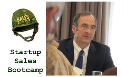 Startup Sales Bootcamp with Kent Summers
