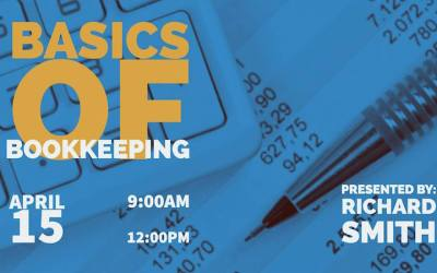 Basics of Bookkeeping – Free SCORE Seminar