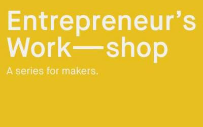 Entrepreneur's Work–shop: Craft Your Commerce
