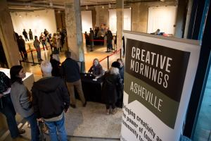Creative Mornings