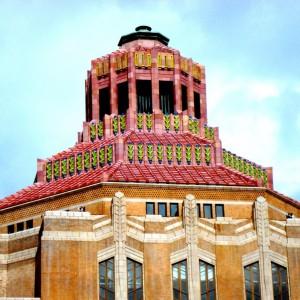 AVL City Hall Roof