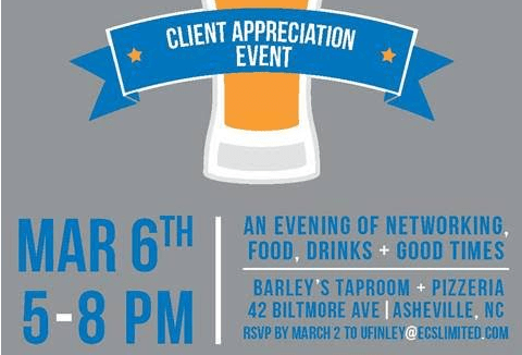 ECS Southeast, LLP to Host Client Appreciation Night