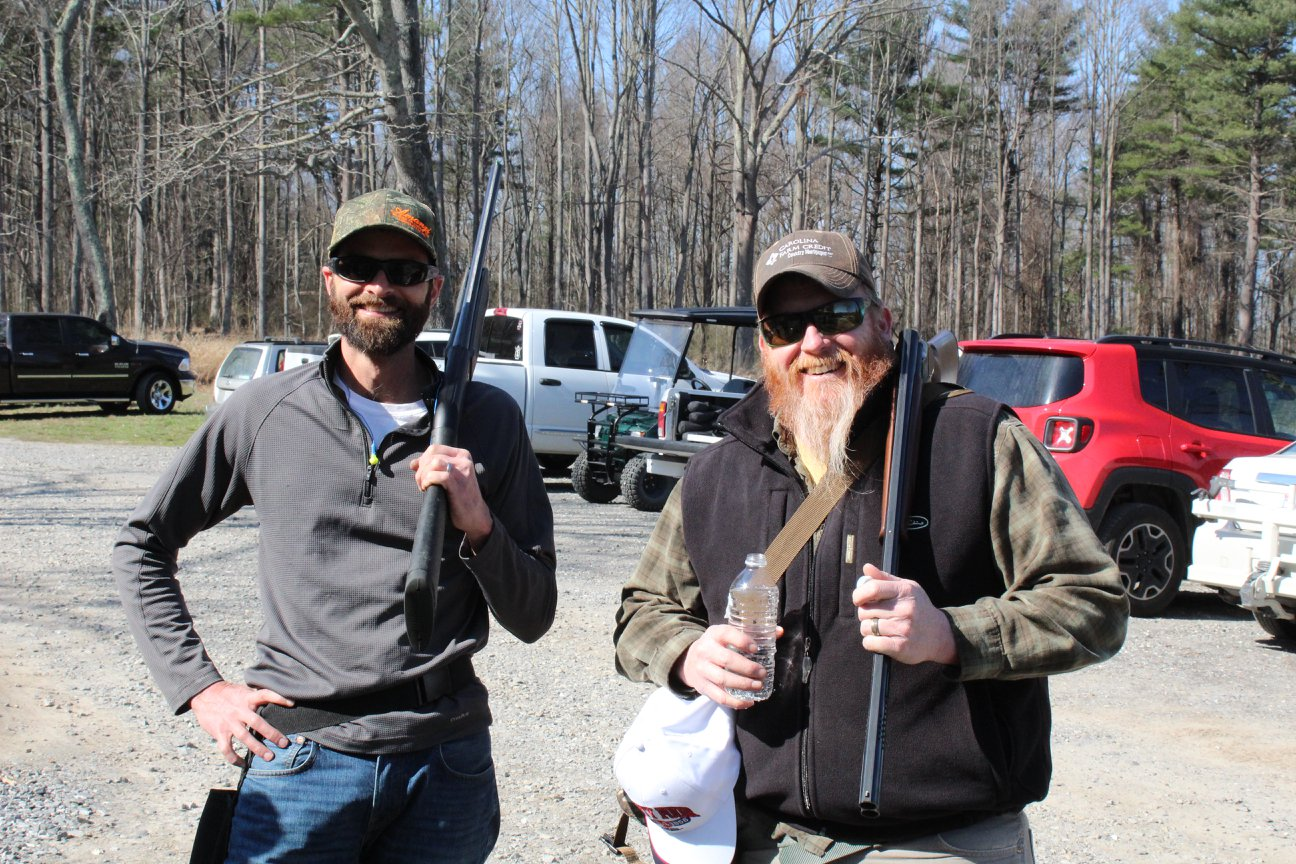In Case You Missed the 1st Annual Sporting Clays Tournament