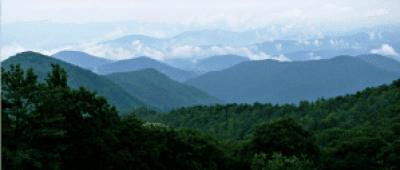 East to South: The Blue Ridge. Wikipedia.