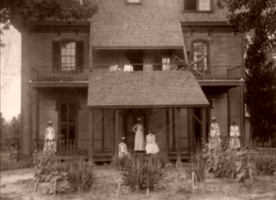 St. Agnes School of Nursing for African Americans, Raleigh, 1896. North Carolina Nurses: A Century of Caring.