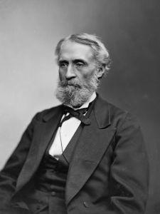 Matthew Brady photograph of Thomas Clingman, Brady-Handy Collection, Library of Congress, via Asheville Citizen-Times.