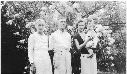 Rudisill g-mother, Pierce, MN and Richard