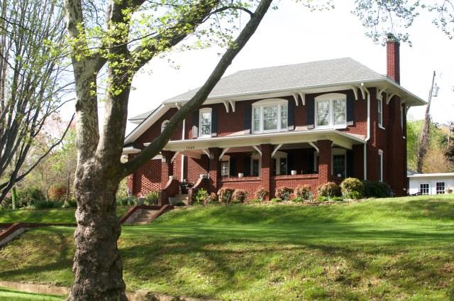 Irma Henderson residence
