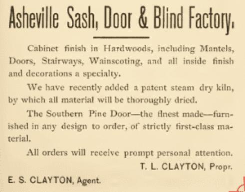 sash and door factory