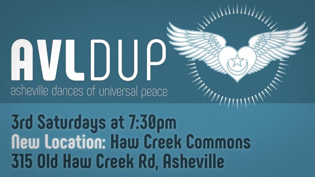 Asheville Dances of Universal Peace