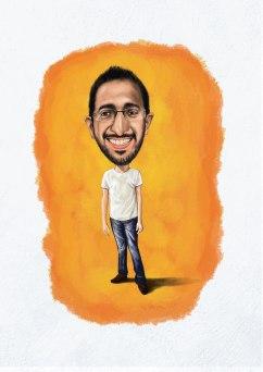 Shaad Caricature-01
