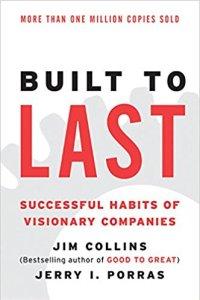 Summary: Built to Last (Successful habit of visionary companies)
