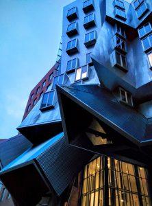 A bizzare MIT building
