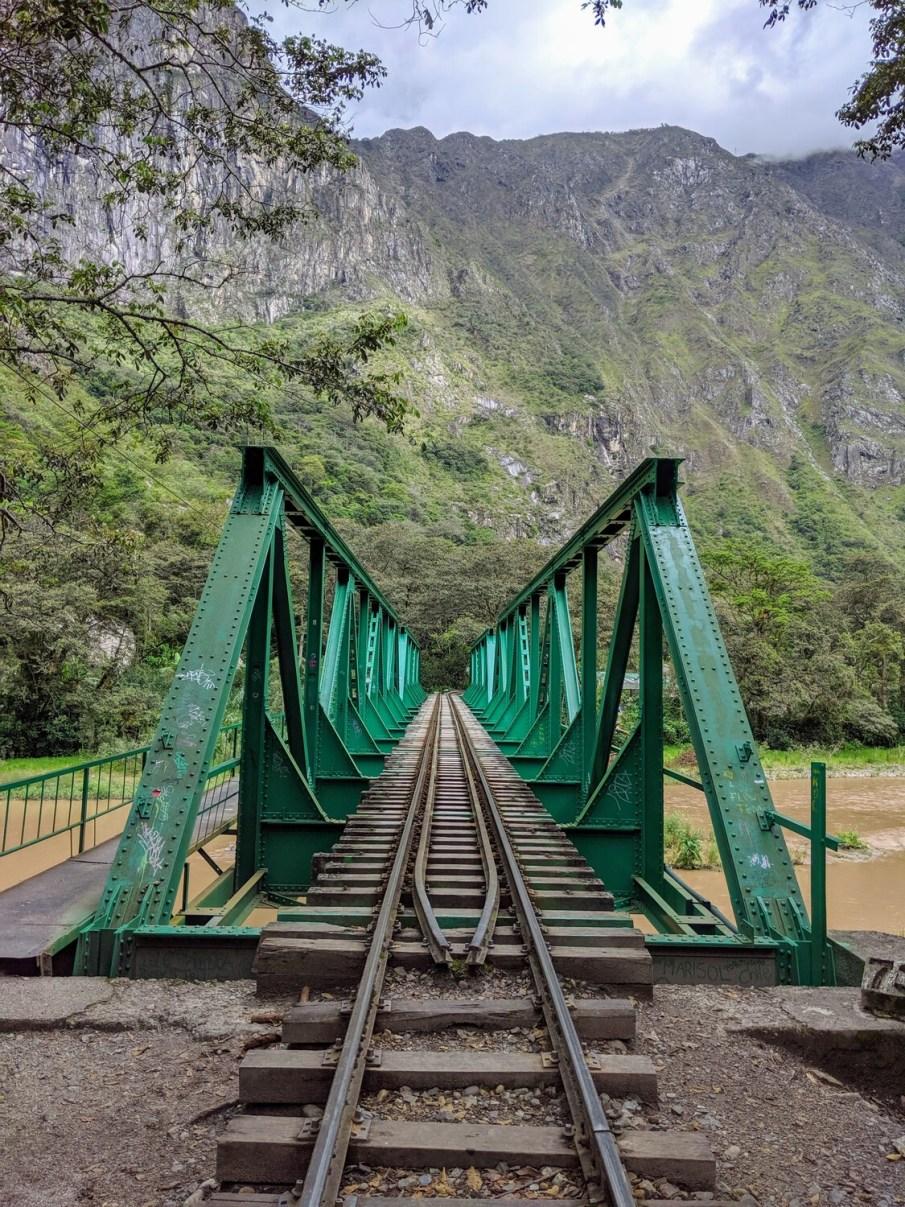 Hike to Aguas Calientes - 1