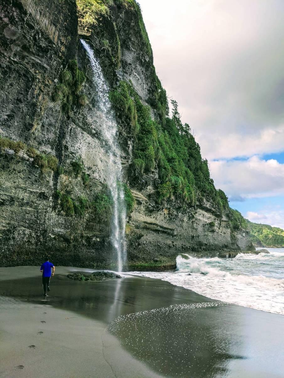 Wavine Cyrique Falls