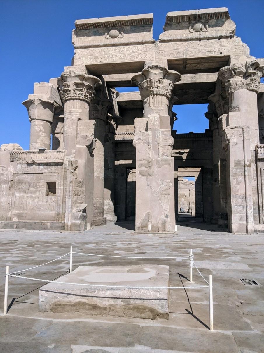 Temple of Sobek (crocodile god)
