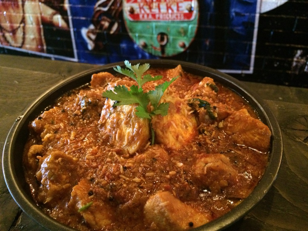 Murgh Dakshini (Chicken Curry from the Southern Coast of India) (3/3)