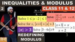 Inequalities & Modulus part 2 reduce