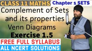 Sets Lecture 4