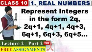 Real Numbers Lecture 2 Part 2