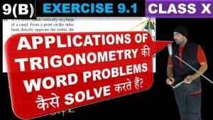 Some applications of trigonometry Lecture 2